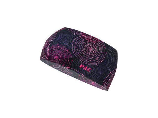P.A.C. Headband Unisex ringlet pink